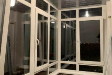 Остекления балконов и лоджий